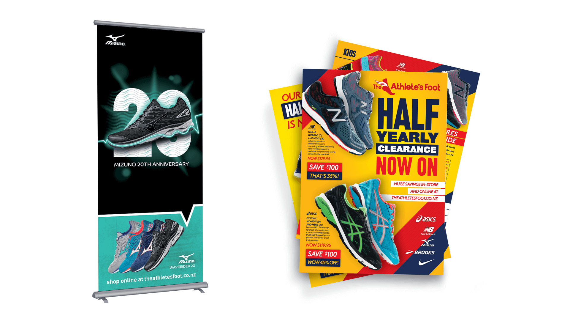 The Athlete's Foot Case Study 2